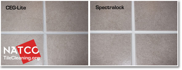 Ceg Lite Vs Spectralock Epoxy Grout Review
