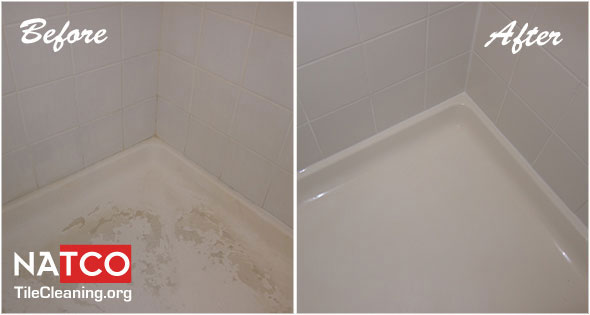 Index Of Cleaning Fiberglass Shower Pan