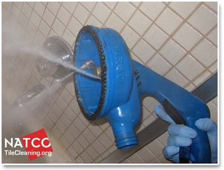 steam cleaner for bathroom tiles how professional contractors steam clean tile and grout 24280