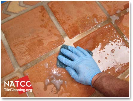 Cleaning Saltillo Tile Do Yourself Tile Design Ideas