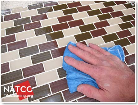 how to use epoxy grout film remover