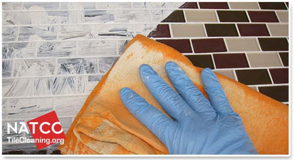 How To Dye The Grout In Mosaic Tiles