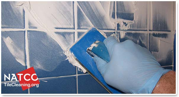 How To Professionally Regrout A Tile Shower - Can tile be regrouted
