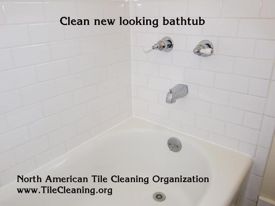How to Clean Soap Scum Off the Bathtub   eHow.com
