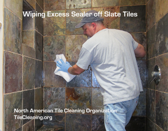 Cleaning and Sealing Tiles - How to Repair & Maintain Floors