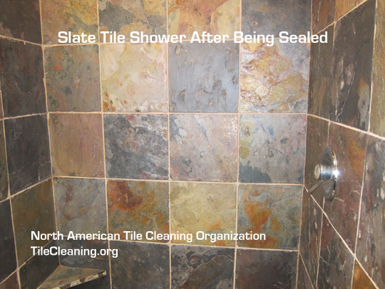 slate shower shower tiles tile showers protect slate chateaux arnold