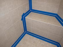 how to replace caulk around a toilet. Black Bedroom Furniture Sets. Home Design Ideas