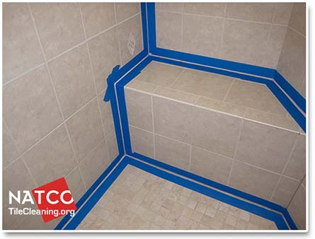 Charming Taping Off The Shower Prior To Caulking It Is The Key To Getting Straight  Looking Caulk Lines. Taping Off A Shower Prior To Caulking May Seem Like A  Lot Of ... Part 5