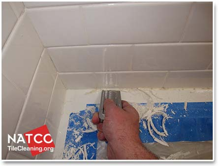 How to remove mold in a tile shower - How to clean black mold in bathroom ...