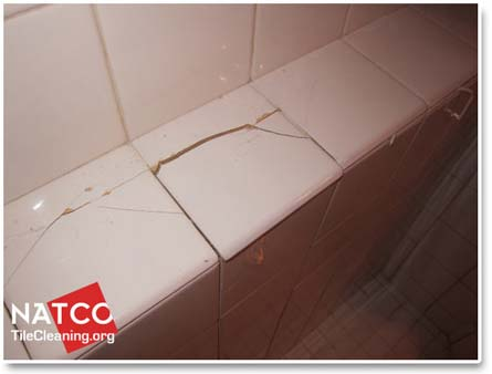 How to replace cracked and broken shower tiles cracked and broken shower tile ppazfo