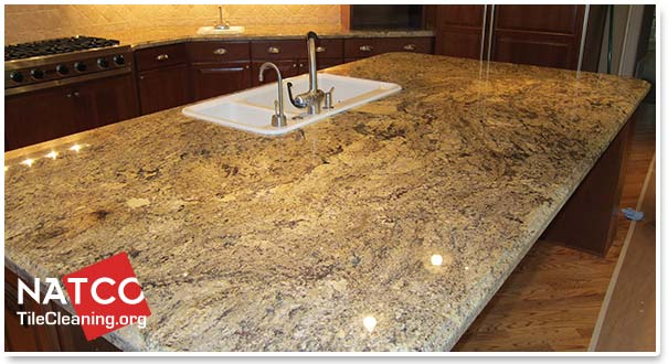 Sealing Granite Countertops : How To Seal A Granite Countertop