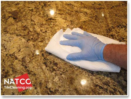 Sealing Granite Countertops : How To Seal A Granite Countertop And Keep It From Getting Stained