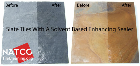 Water Based Topical Sealer For Slate